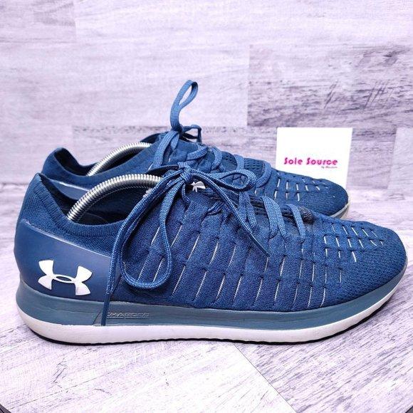 Under Armour Slingride 2 Sneaker Blue 12